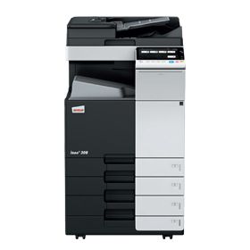 Konica Minolta C308 Photocopier / Develop Ineo+ 308 Photocopier