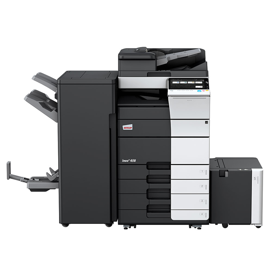Develop Ineo+ 458 Photocopier